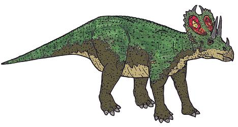dinosaur picture agujaceratops